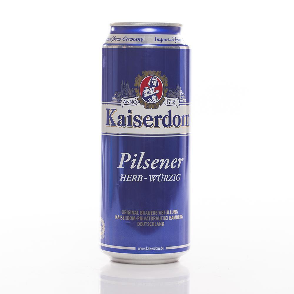 德国 凯撒 比尔森啤酒 500ml