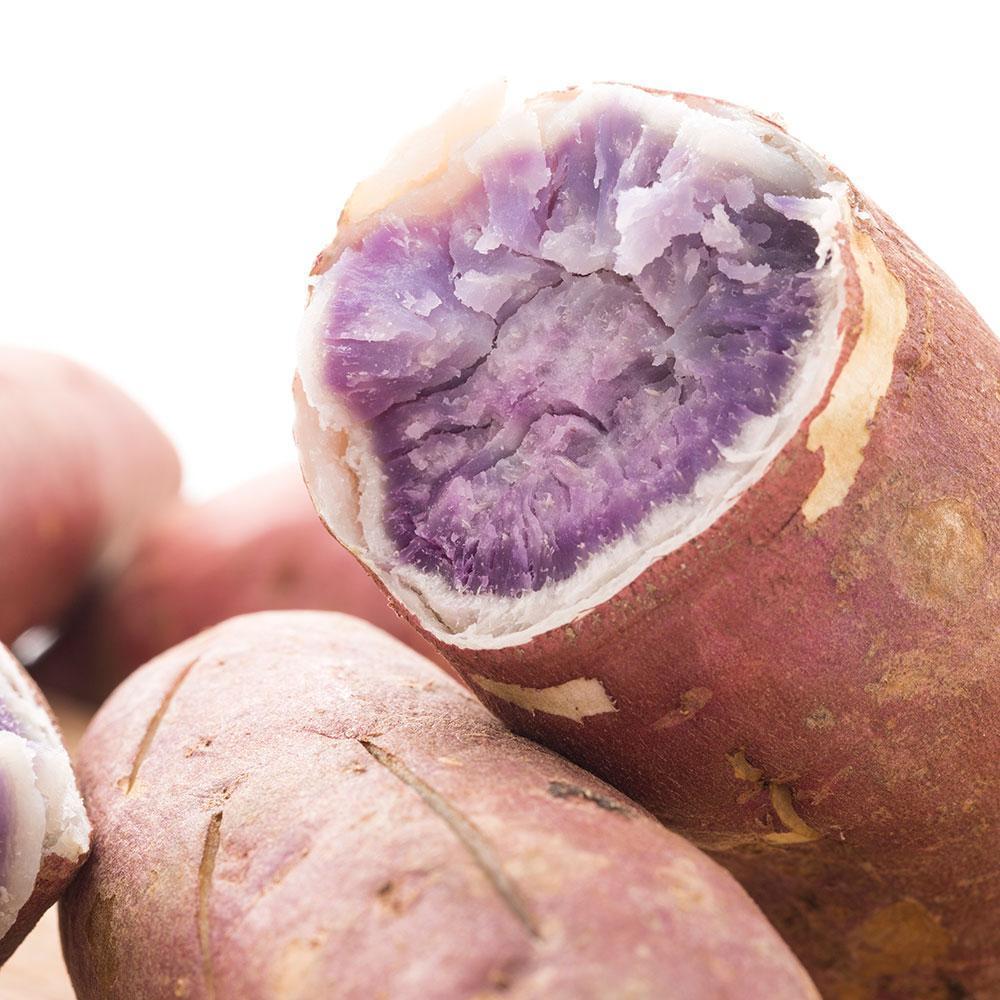 从化华隆 紫色花心番薯(900-1000g)