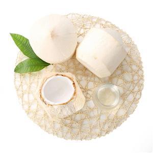 【预售】泰国椰青整箱9个装 大果(8.1kg以上) 椰汁清甜沁心 椰肉香软滑嫩